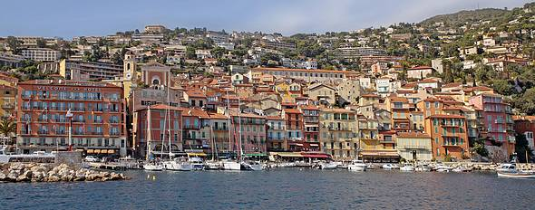 Villefranche South of France apartment to rent