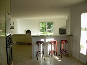 kitchen of house for sale