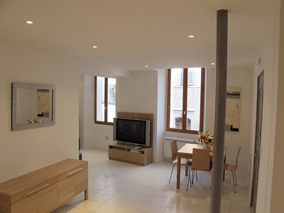 Antibes old town studio rental appartment